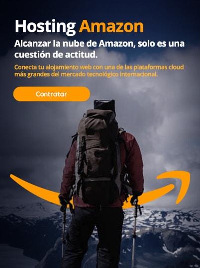 Hosting Amazon