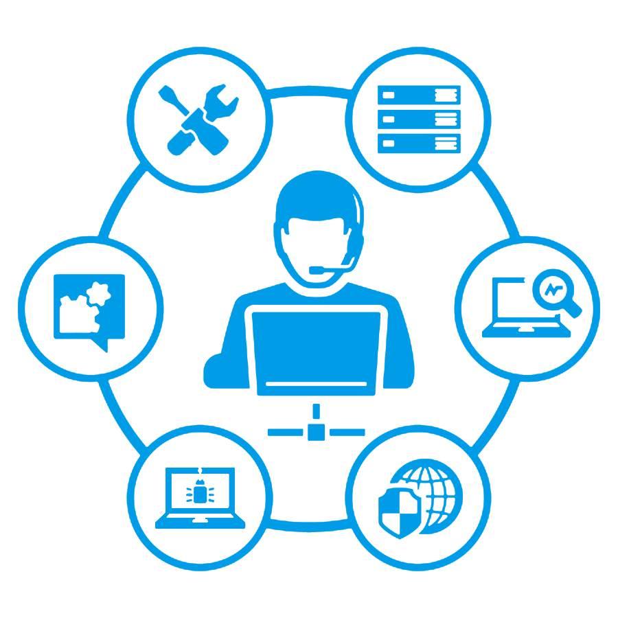 Soporte técnico hosting